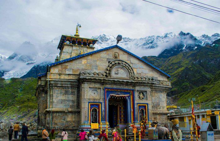 Kedarnath Badrinath Do Dham Yatra From Delhi